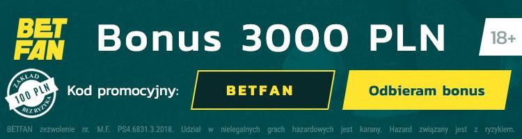 polski bukmacher betfan oferta zakładów